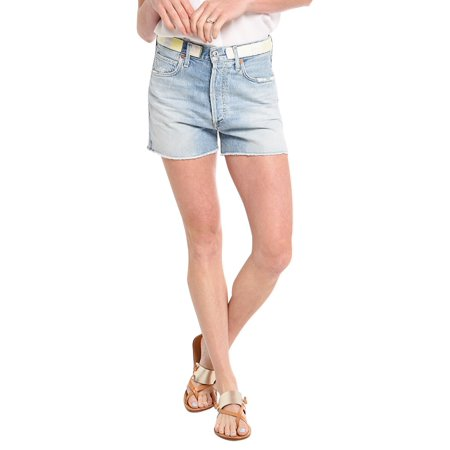 (Citizens of Humanity Women's High Rise Cutoff Shorts)