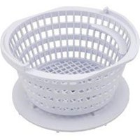 Pentair Aquatic Systems R172661 Lily Basket with Restrictor Assembly, White