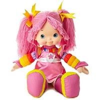 """hallmark rainbow brite tickled pink doll, 16"""" dolls & pretend play movies & tv"""
