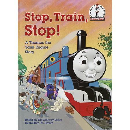 Stop, Train, Stop! a Thomas the Tank Engine Story (Thomas &