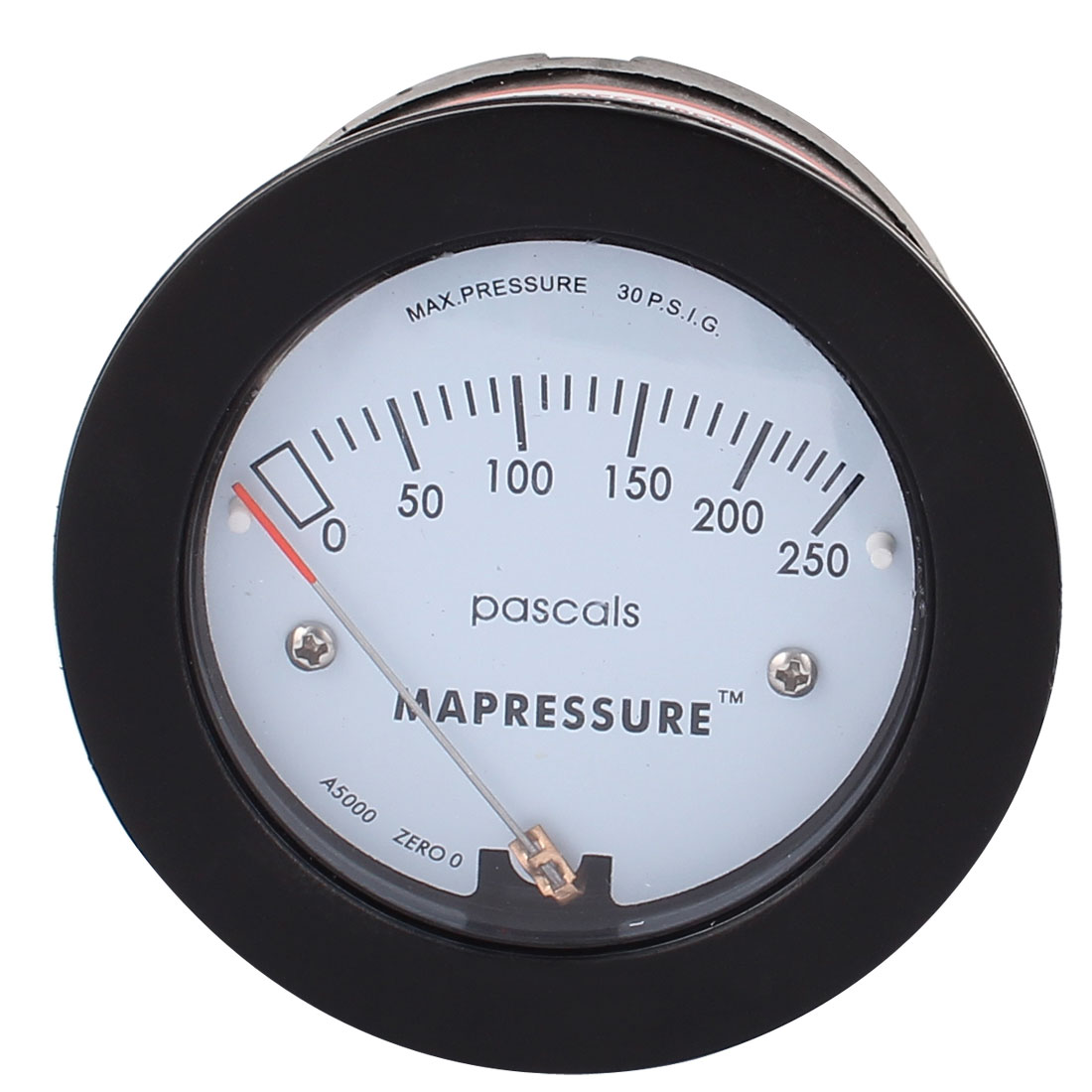 Series 5000 0-250Pa 30 PSIG Photohelic Differential Pressure Gauge Meter