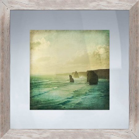 PTM Images Coastal II Framed Photographic Print
