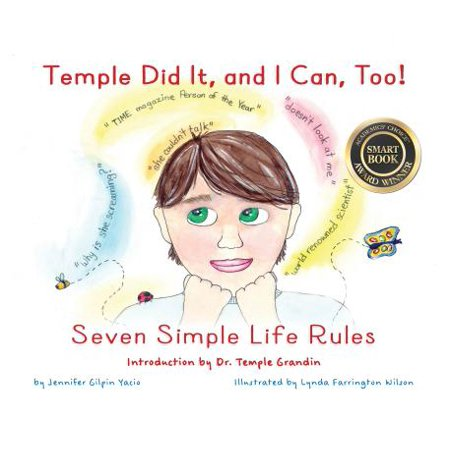 Temple Did It, and I Can, Too! : Seven Simple Life Rules](I Was There Too Halloween)