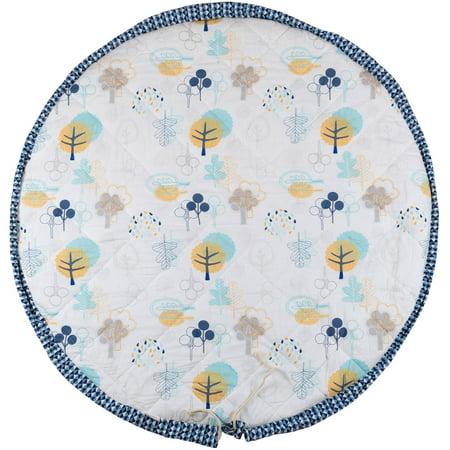 Poppi Living Timberland Premium Cotton Reversible Play Mat