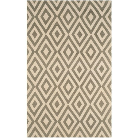 Safavieh Cedar Brook 5' X 8' Handmade Jute Pile Rug in Ivory and Gray - image 7 of 8