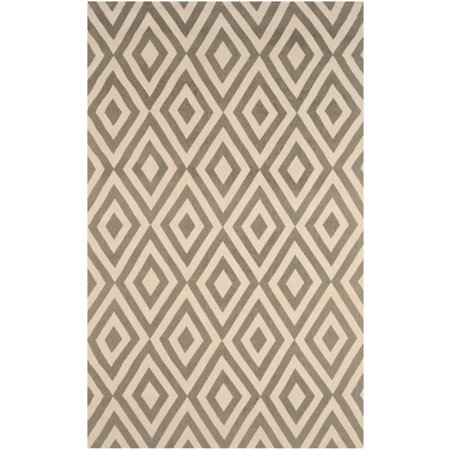 Safavieh Cedar Brook 5' X 8' Handmade Jute Pile Rug in Ivory and Gray - image 7 de 8