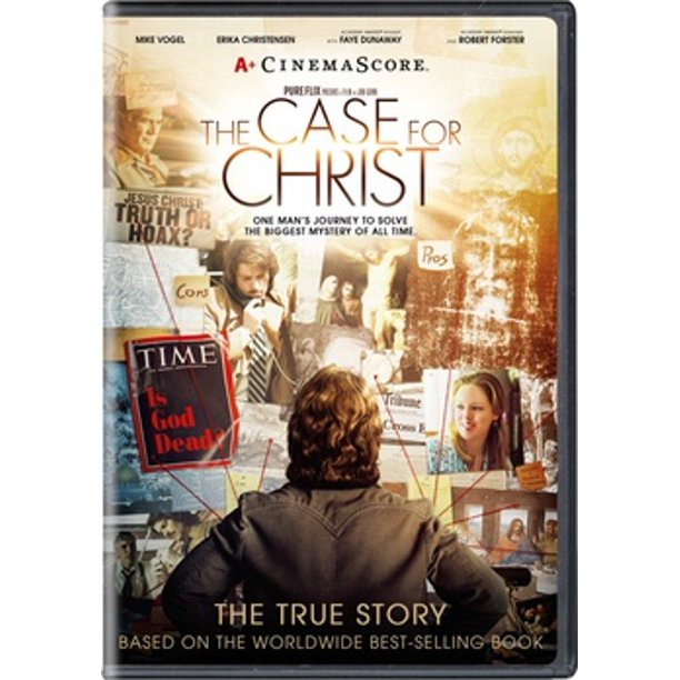 The Case for Christ (DVD)