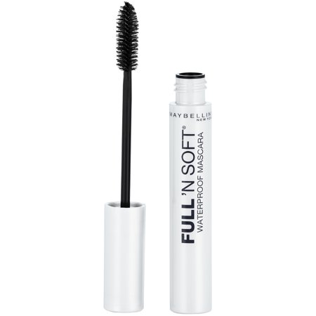 Maybelline New York Full 'N Soft Waterproof Mascara, Very