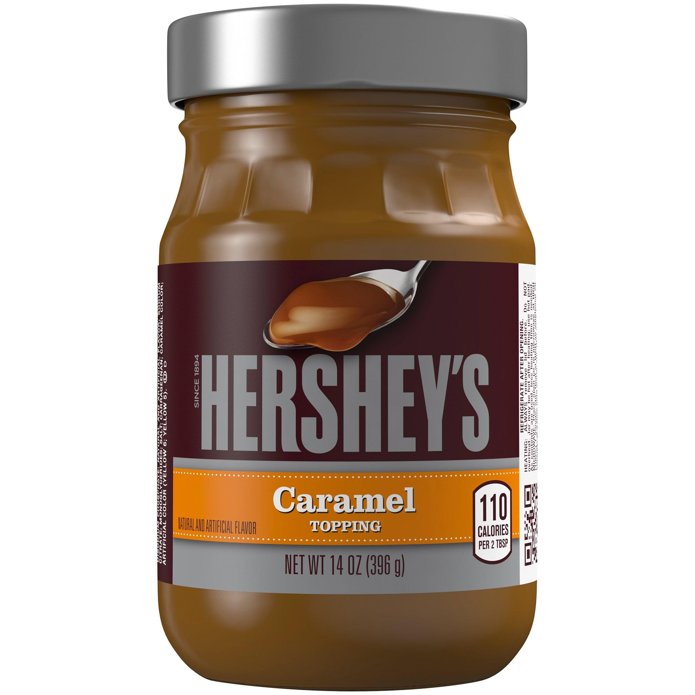 Hershey's, Caramel Topping, 14 Oz