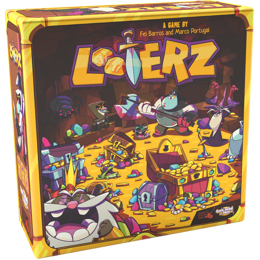 Looterz Card Game