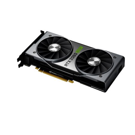 NVIDIA GeForce RTX 2060 SUPER Founders Edition - 8GB GDDR6 1650 MHz - 2176 Cores - Ray Tracing - DirectX...
