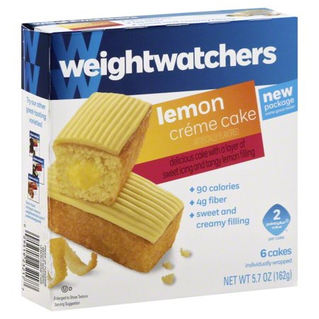 Dawn Food Products Weight Watchers Cake 6 Ea