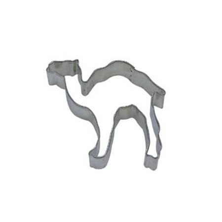 Camel Cookie Cutter, 4-Inch, High quality, steel cookie cutters in over 1000 designs By Dress My Cupcake](Toss My Cookies)