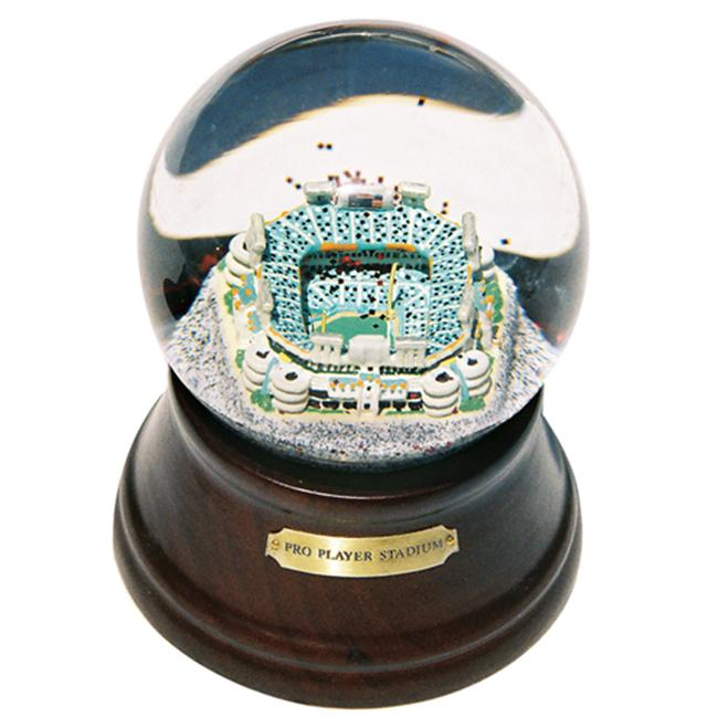 Paragon Innovations Co  Pro Player Baseball Replica in a Musical Globe.   Clap your Hands and ''Take Me out To The