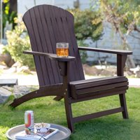 Belham Living Narrow Slat Back Adirondack Chair