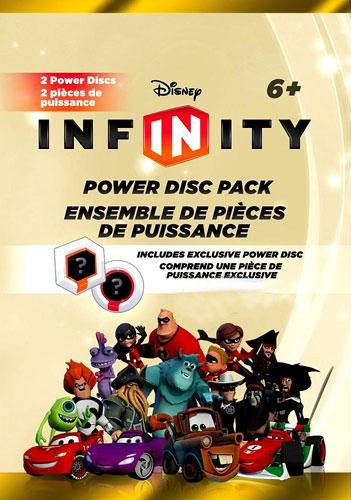 Disney Infinity Series 8 Power Disc Pack [Gold] by
