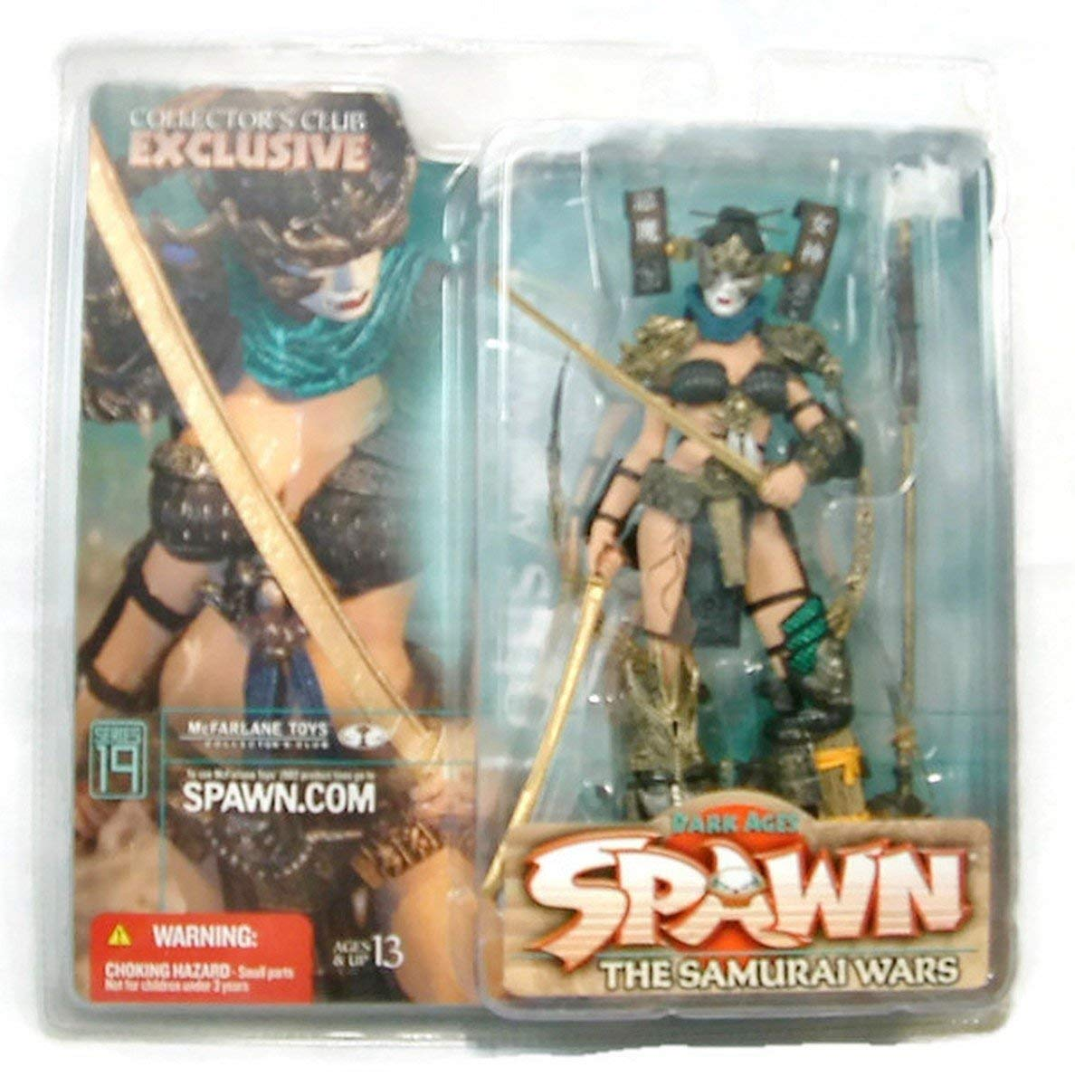 Spawn Lotus Angel Warrior Action Figure by
