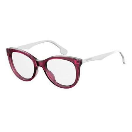 0e16031649ede Carrera CA Carrerino64 Eyeglasses 0W6Q Transparent Pink White