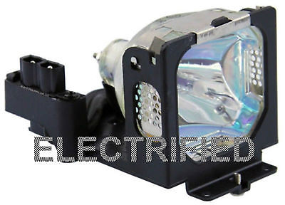 Projector Lamp W//Housing for EIKI LC-XB21D//LC-XB22//LC-XB22D//LC-XB25//LC-XB25D