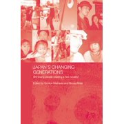 Japan's Changing Generations - eBook