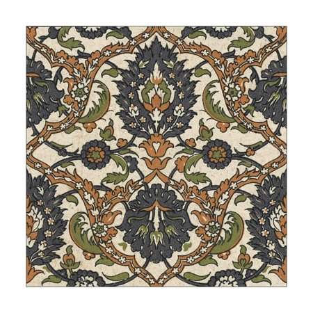 Persian Tile Viii Print Wall Art Walmart Com