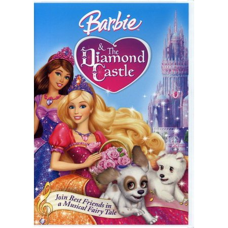 BARBIE & THE DIAMOND CASTLE (Barbie And The Diamond Castle Part 1)