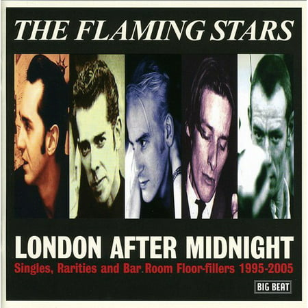 London After Midnight-Singles, Rarities and Bar Room Floor Fillers (CD)