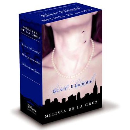 Blue Bloods 3-Book Boxed Set (Blood Set)