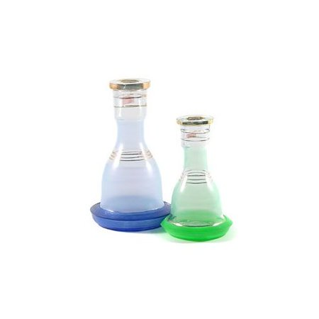 KHALIL MAMOON RUBBER GLASS VASE PROTECTOR: SUPPLIES FOR HOOKAHS – This narguile pipe accessory is made to protect the glass parts of your hookah. They are accessories for shisha pipes.