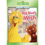 Sesame Street: Big Bird's Wish (DVD)