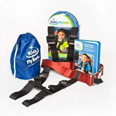 AmSafe Cares Harness Child Aviation Restraint
