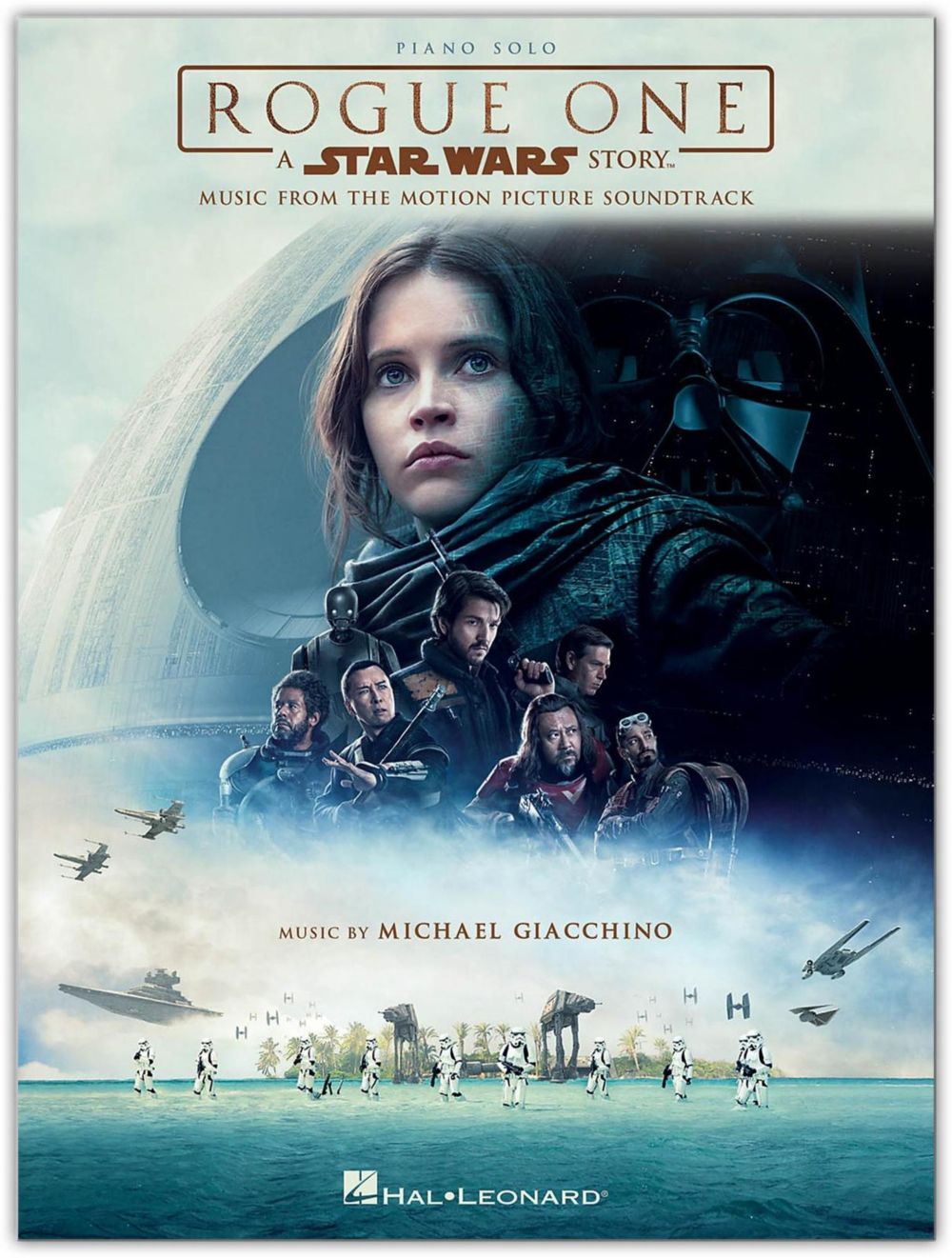 Hal Leonard Rogue One-Vocal Selection by