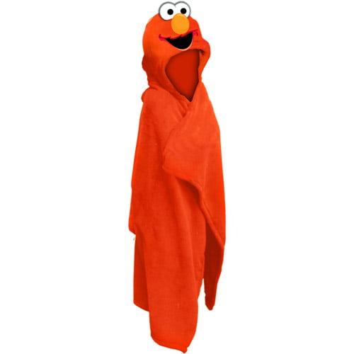 Sesame Street Elmo Hooded Blanket