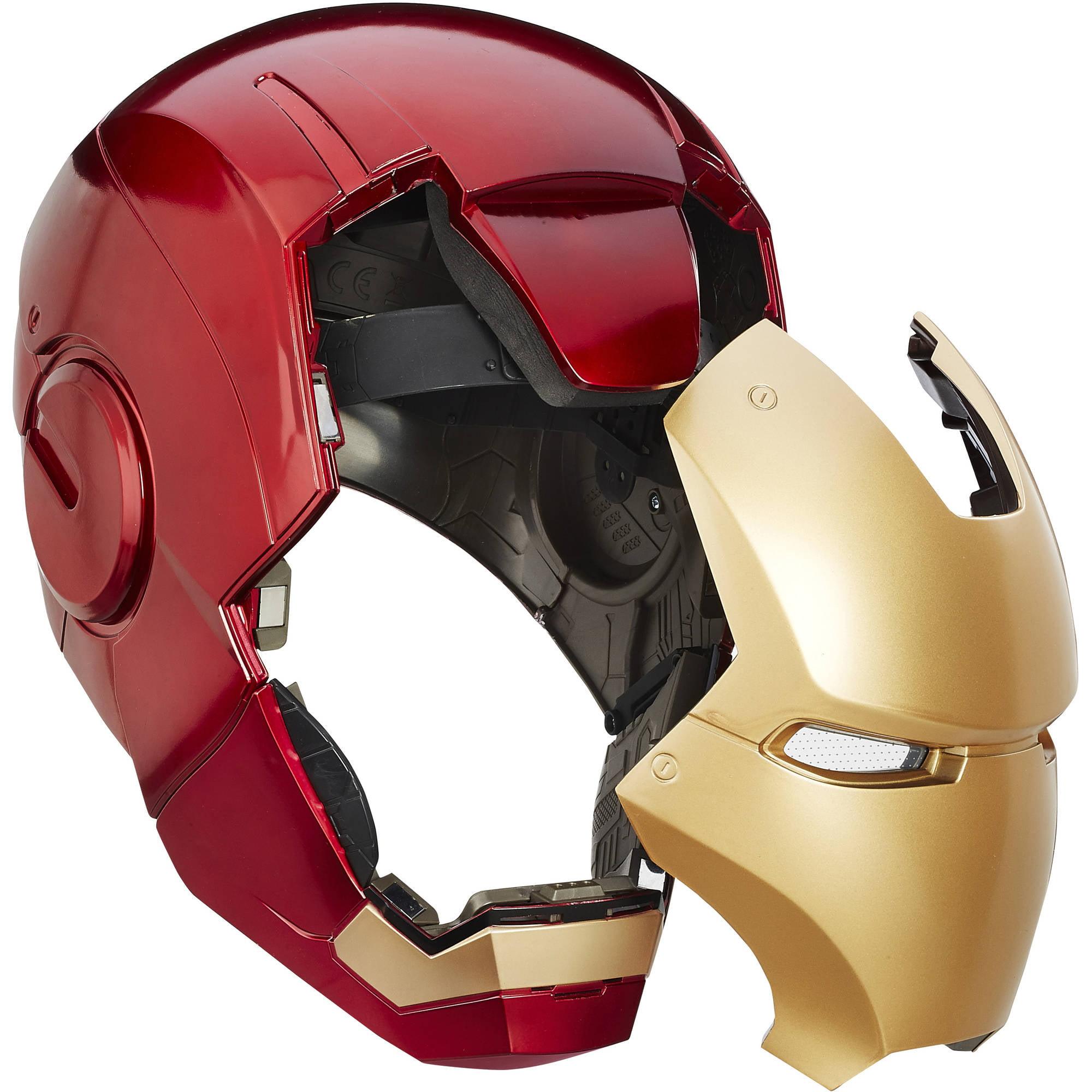 Marvel Legends Iron Man Electronic Helmet Walmartcom