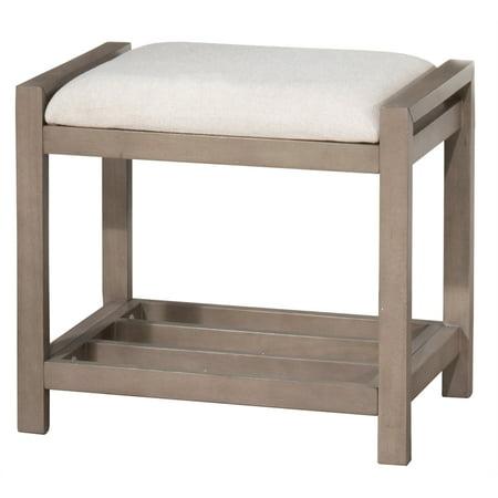 Hillsdale Furniture Amelia Vanity Stool ()