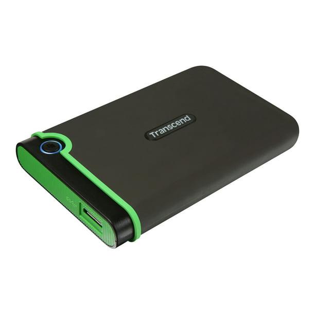Transcend StoreJet 25M3 1 TB External USB 3.0 HDD Review