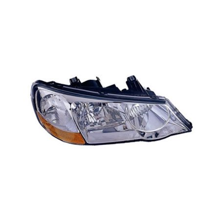 Tyc 20 6429 01 1 Acura Tl Right Replacement Headlamp Walmart Com
