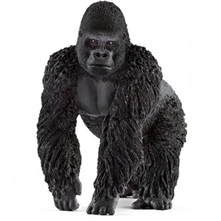 North America Gorilla, Male Toy Figure, Bring a member of the jungle to your living room! By - Gorilla Convicts