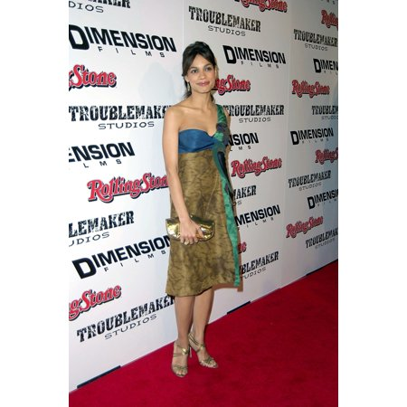 Rosario Dawson At Arrivals For Sin City Premiere MannS National Theatre In Westwood Los Angeles Ca March 28 2005 Photo By Michael GermanaEverett Collection Celebrity](Party City Westwood)