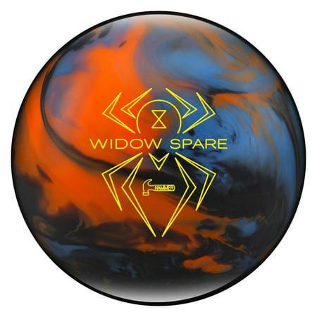 Hammer Black Widow Spare Bowling Ball - Blue/Orange/Smoke (12 lbs) ()
