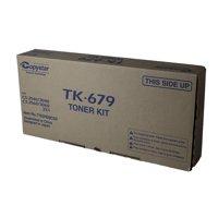 OEM Copystar TK-679 (1T02H00CS0) Toner Cartridge, BLACK, 20K YIELD - for use in Copystar CS-2540 printer, CS-2560 printer, CS-300I printer, CS-300IX printer, CS-3040 printer, CS-3060