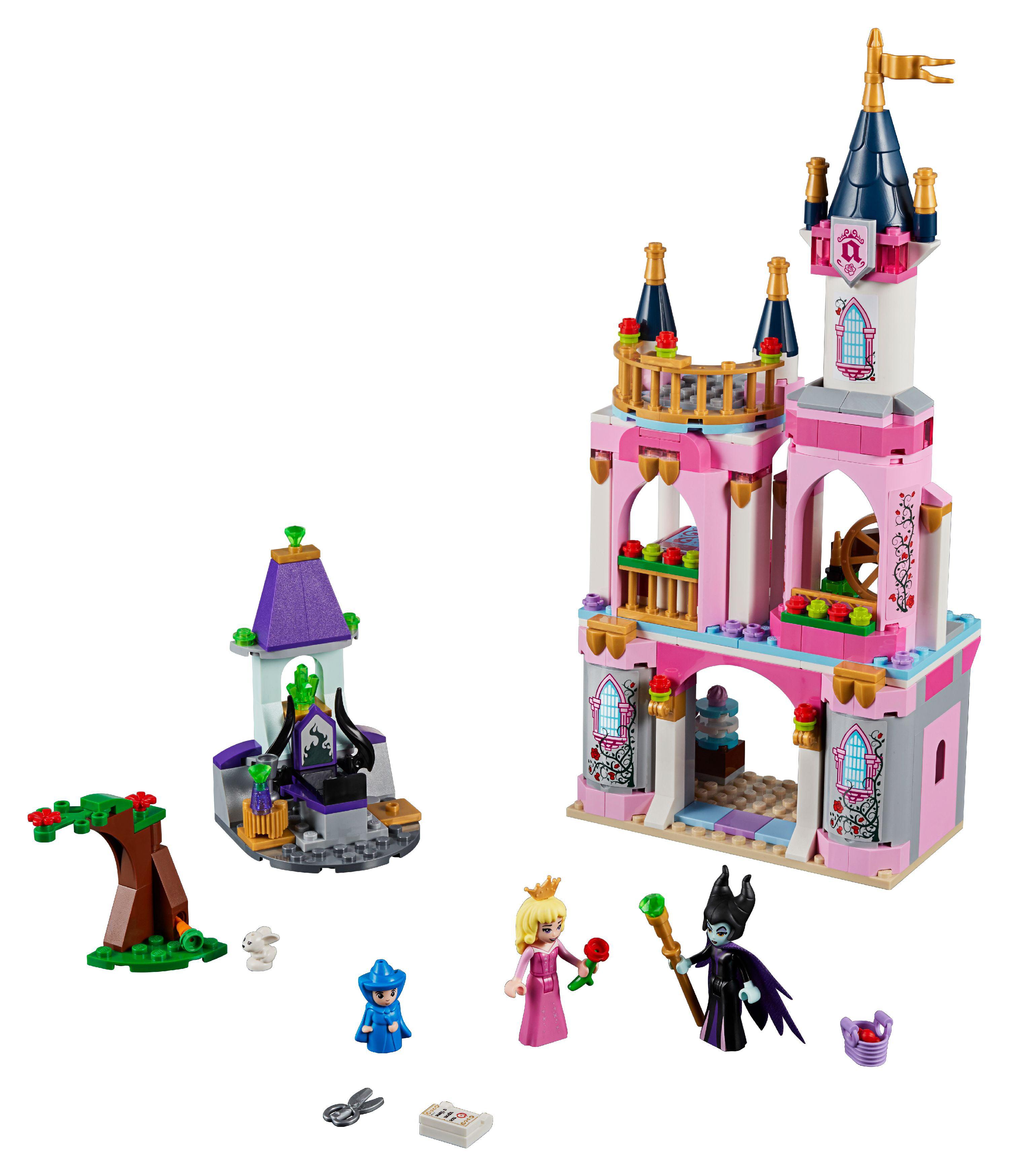 f59b238b655 LEGO Disney Princess Sleeping Beauty s Fairytale Castle 41152 - Walmart.com