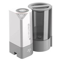Vornado Element S 1,000 Square Feet Coverage Air + Steam Home Humidifier, Silver