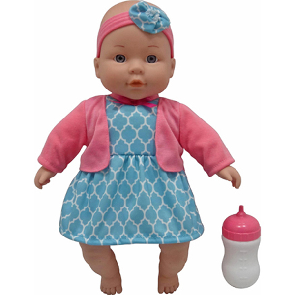 My Sweet Love 12.5-inch My Cuddly Baby with Sound Feature, Pink Outfit
