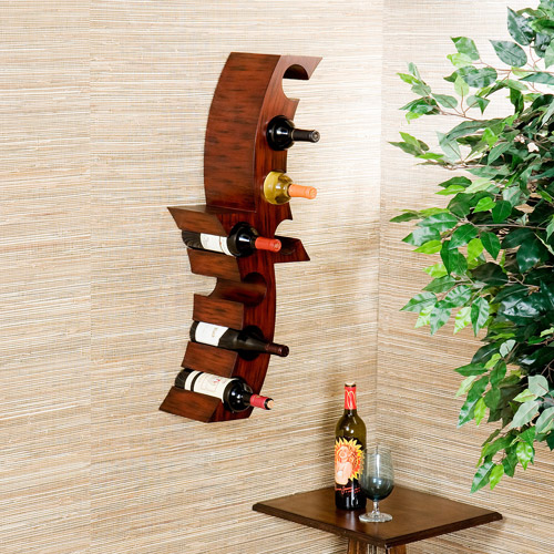 Southern Enterprises Attrezzi Wine Rack by Southern Enterprises