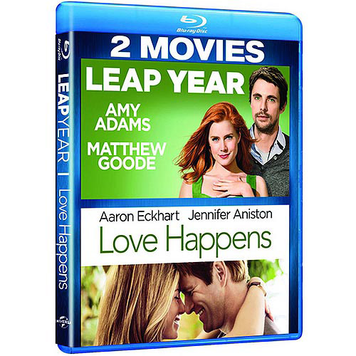 Leap Year / Love Happens (Blu-ray) (Widescreen)