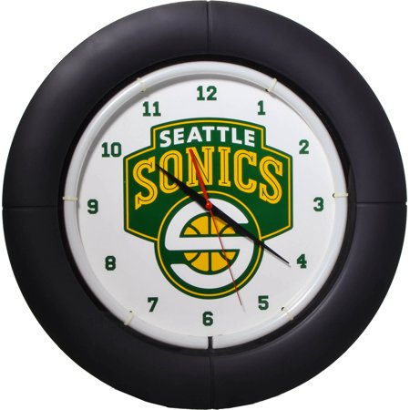 NBA Seattle Sonics Light Up Everbright Neon Wall