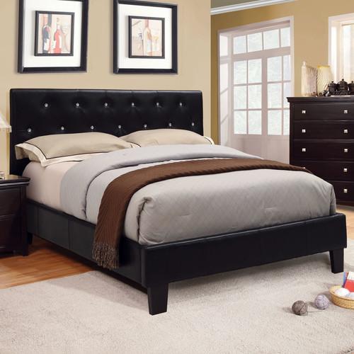 Hokku Designs Frazina Upholstered Platform Bed
