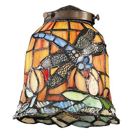 ELK Lighting Mix-N-Match 99-12 Tiffany Dragonfly Glass Shade