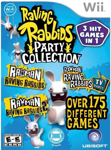 Raving Rabbids Party Collection (Wii) by